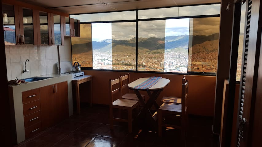 Mini Apartment with great views! - 庫斯科 - 公寓