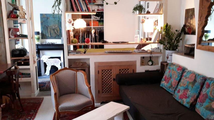 Joli studio proche Canal St Martin