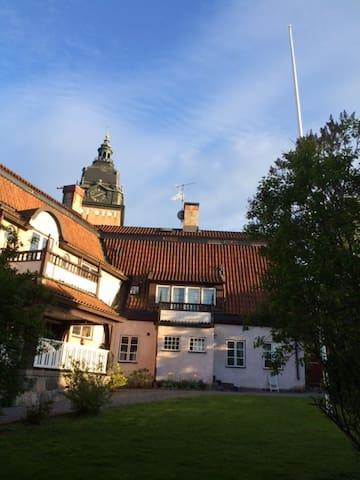 3 rok granne med Strängnäs Domkyrka - Strängnäs - Apartment