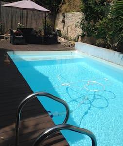 Villa avec piscine à Marseille port de l'Estaque ! - Marseille