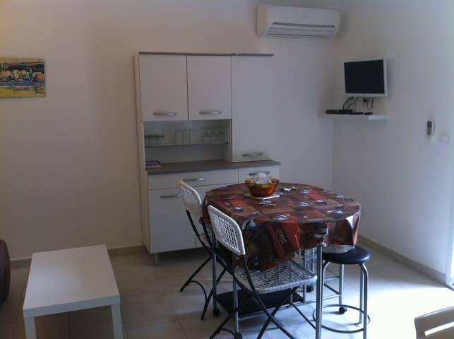 U PAESU - Zonza - Lägenhet