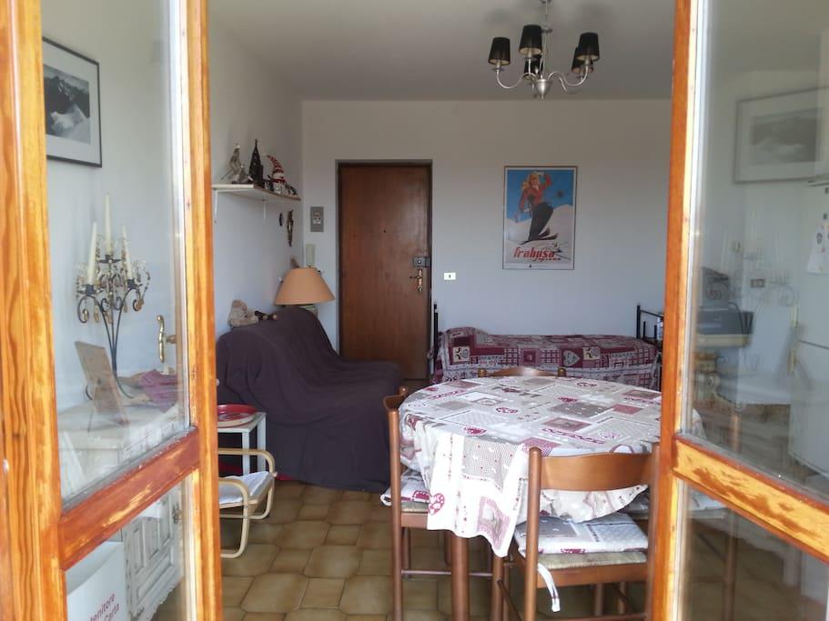cucina salone