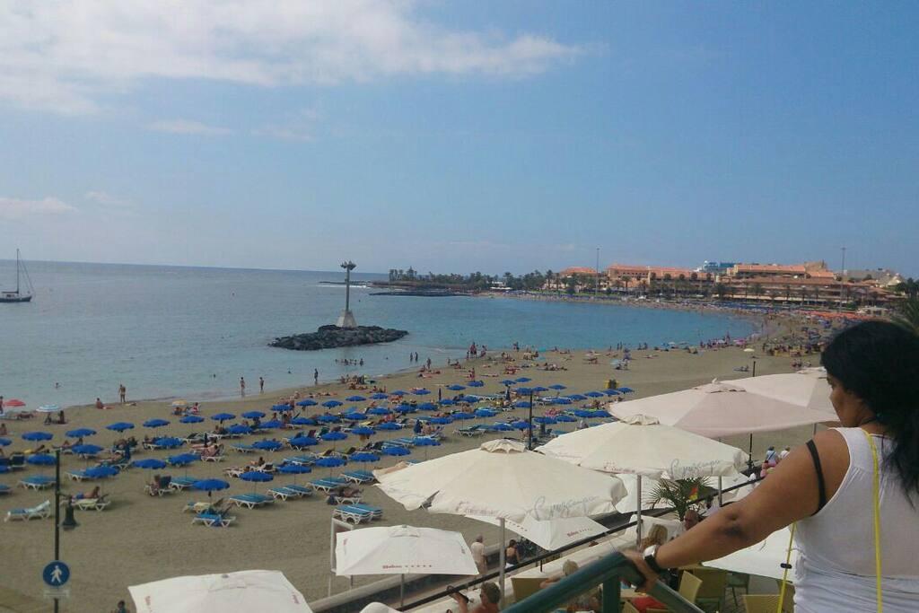 Tenerife los cristianos playa las vistas appartamenti for Appartamenti affitto tenerife