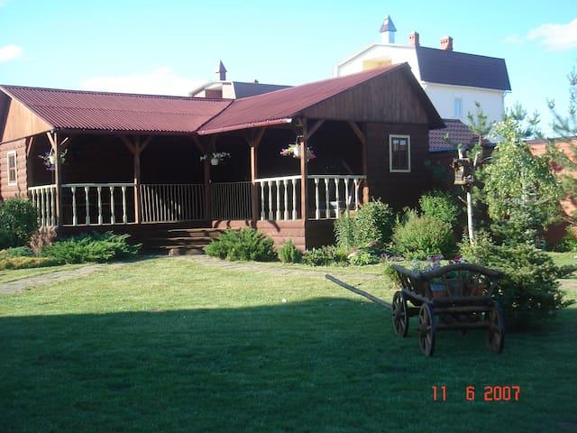 предлагаем комфортные апартаменты -  деревня Мышецкое - Hus