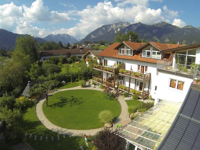 Fewo für 2 - nahe Neuschwanstein - Lechaschau - Apartment