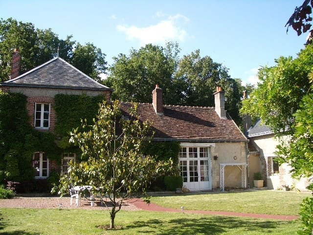 Au Clos du Coteau - Crotelles - Bed & Breakfast
