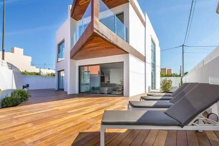 Can Holly-illa plana (Ibiza Marina Botafoch) 11PAX - Eivissa