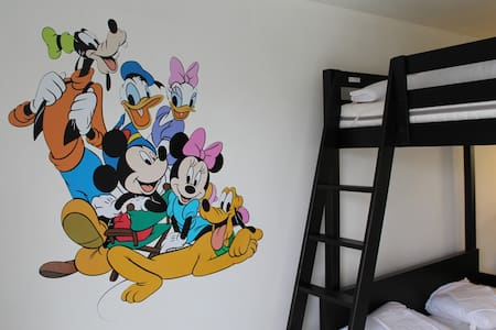 studio a 4 kms de Disneyland - Esbly