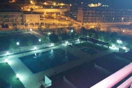 2 Bed Penthouse Balneario d'Archena - Lägenhet
