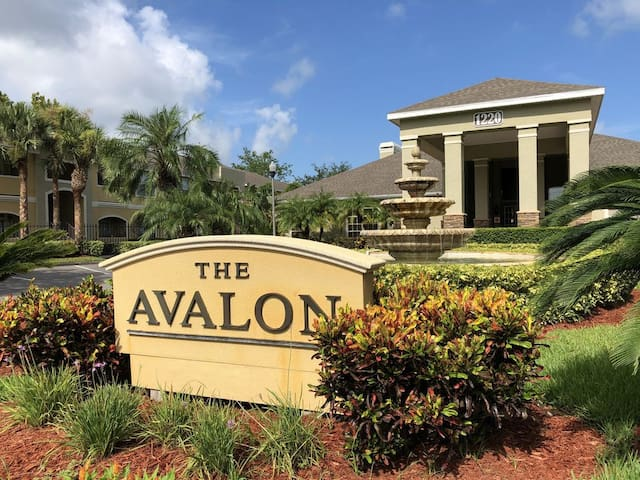 Welcome to Avalon at Clearwater!