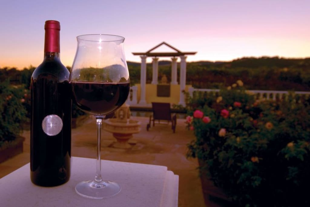 Award winning Wines from  Bella Collina Weideman Vineyards