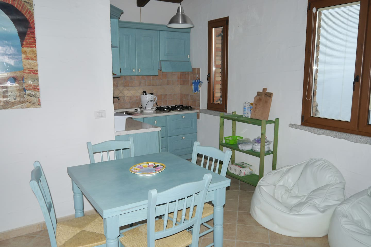 Villetta in villaggio turistico - Villas for Rent in Nebida ...