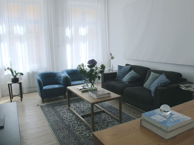 Amazing apartment in SoFo. 24 july - 5 augusti - Stockholm - Flat