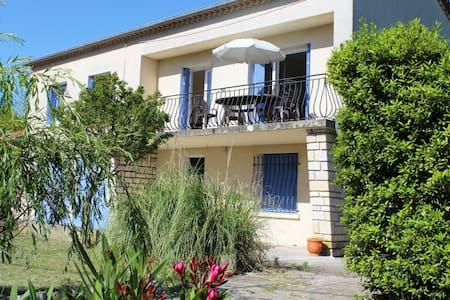 Maison pour 8 personnes - Saint-Christol-lès-Alès - Dům