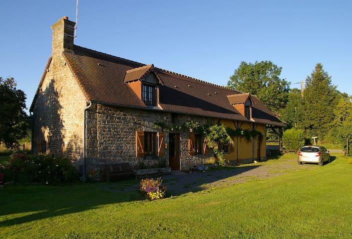 La Cochetière : ancienne ferme 18éme