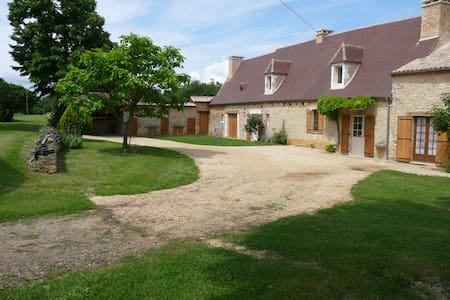 Maison, Gîte, de vraies vacances à la campagne - Périgueux - House