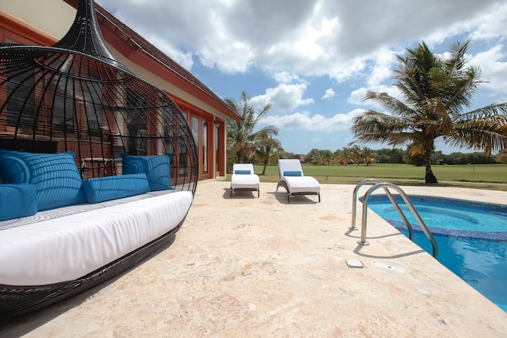 ⭐Sweet Deal 4.5BR/Beach -Golf AMAZING VIBE!!⭐