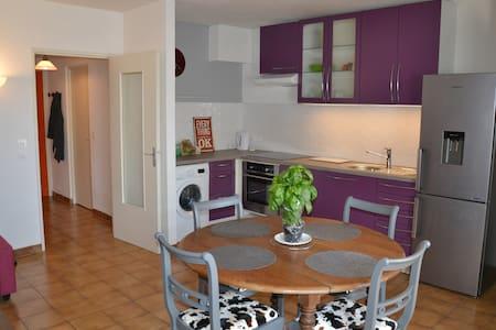 Appartement 45 m2 dans village - Sainte-Croix-du-Verdon