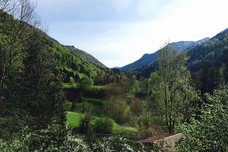 Traumhafte Wohnung in den Bergen - Aschau im Chiemgau