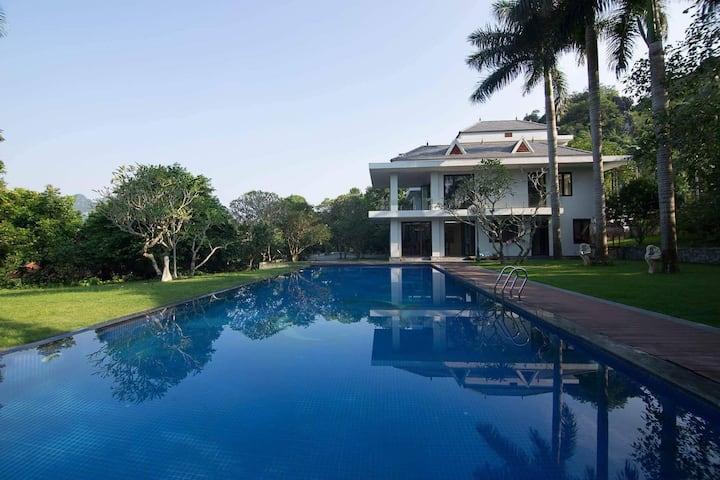 Green Hill Private Villa Luong Son