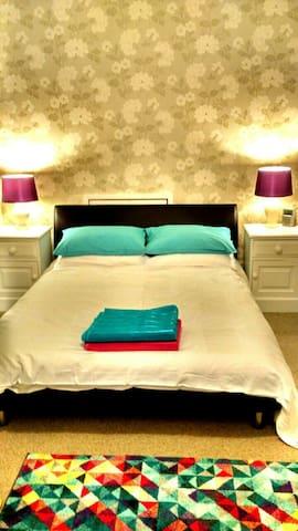Private double bedroom - Nottingham - Rumah