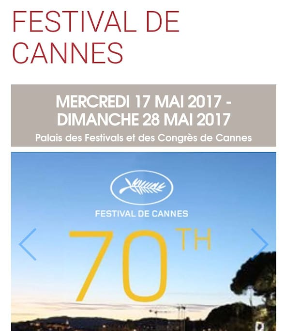 Appartement t3 cannes palm beach appartements louer for Location garage cannes palm beach