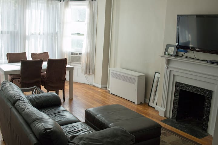 Sunny Spacious West Village 1BR - New York - Appartement