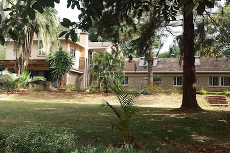 Raiyani House B&B Room 1 - Nairobi - Bed & Breakfast