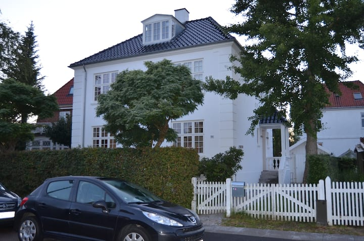 Fantastic villa in wonderful CPH