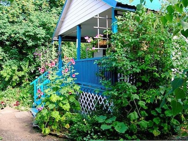 The Adorable Hollyhock Guest House