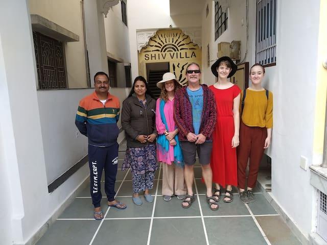 Shiv villa home stay near lake pichola 2