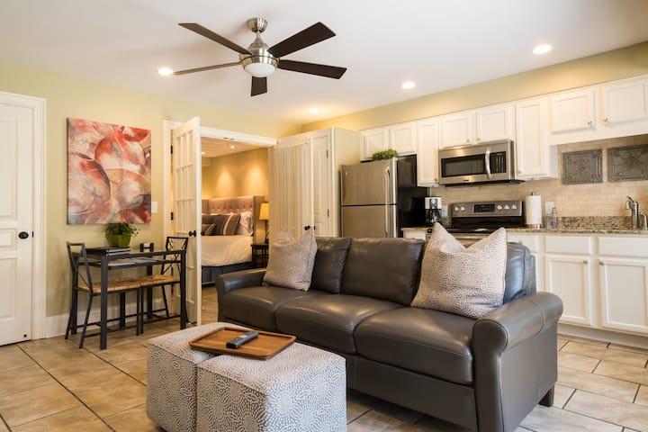 One Bedroom Apartment Retreat in East Atlanta