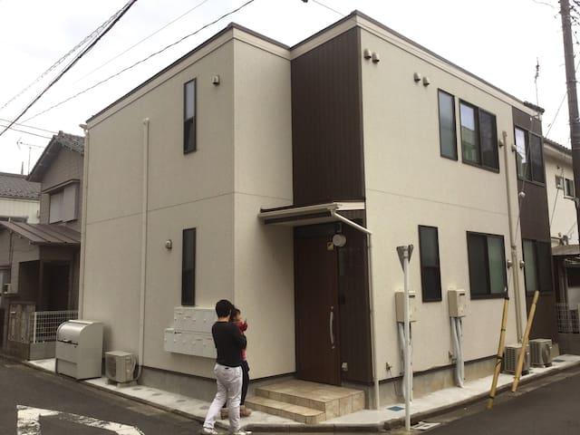 Shibamata 2-chome Share House Room 202