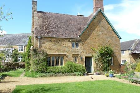 Period cottage with enclosed gdn, Milton Village - Banbury