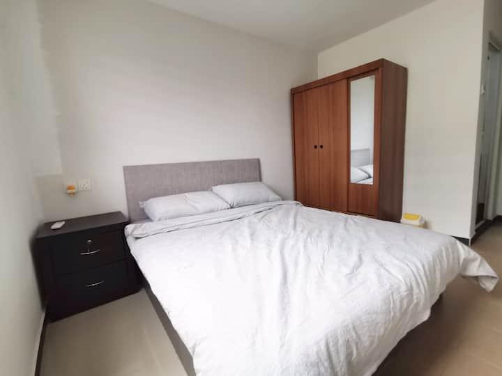 [Private Bedroom]@07 Perindustrian Lukut Indah