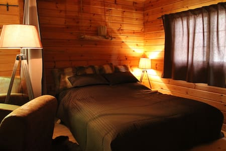 Einfache, aber elegante Hütte - Hatzfeld (Eder) - Maja