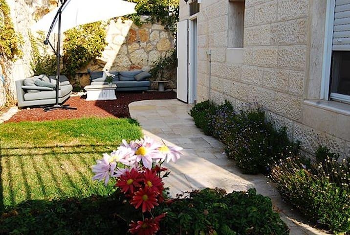 Amazing Jerusalem, Desert, Dead Sea - Kfar Adumim - Casa