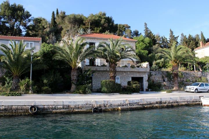 "House""Beba""on the Seafront /Milna - Milna - Σπίτι"