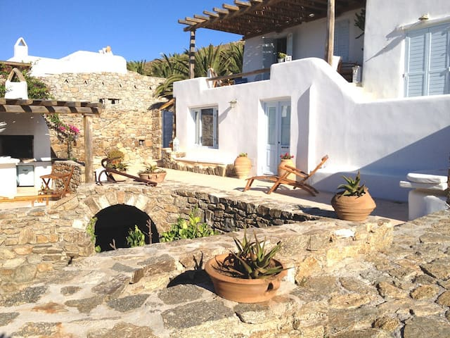 Luxury 3bdrm House in Mykonos Island - Tourlos - House
