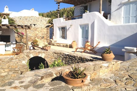 Villa Anima in Mykonos - Tourlos - บ้าน