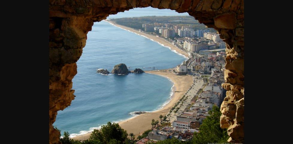 Добро пожаловать в Испанию - Blanes - Apartamento