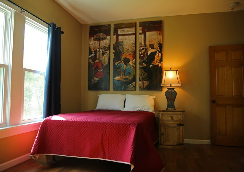 The New Orleans Bedroom