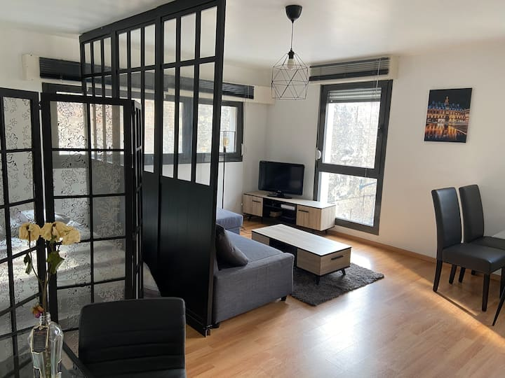 Flat in center city