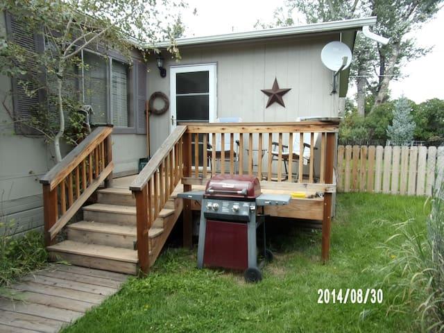 Twin Fawn Cottage - Saratoga - Casa