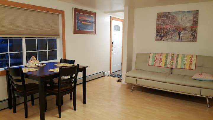Great 1 bed apt in mid town