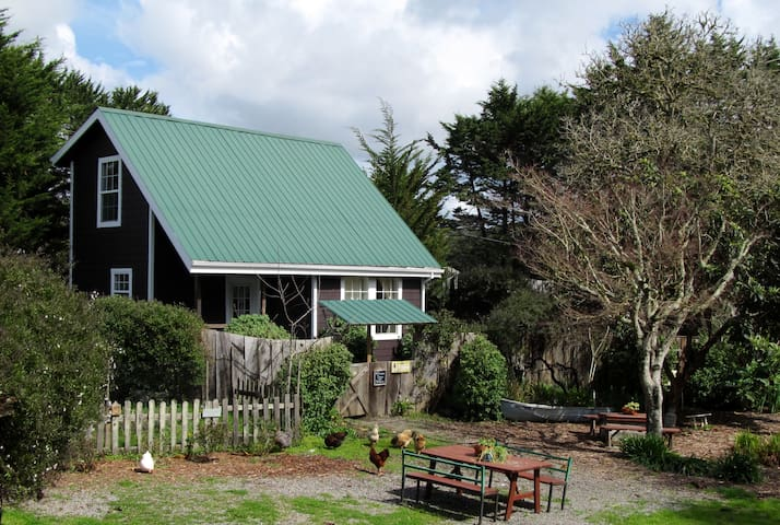Point Reyes, Cypress Cottage - Olema - House