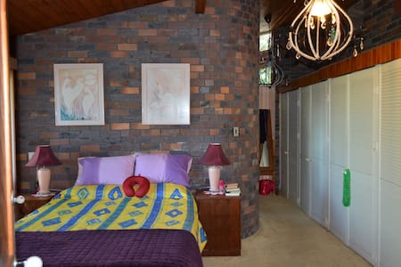 Luxury double ensuite bedroom in a rural setting - Gold Coast QLD, Australia