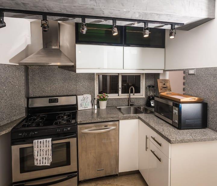 Acogedor apto de 1 Habitación en Zona Tranquila