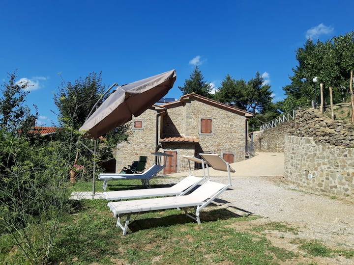 """""""Borgo verde"""", natura e relax."""
