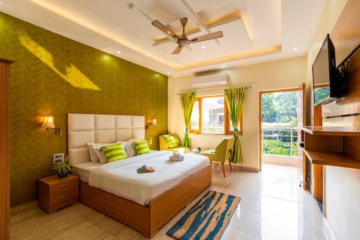 Standard Private Room in Rishikesh